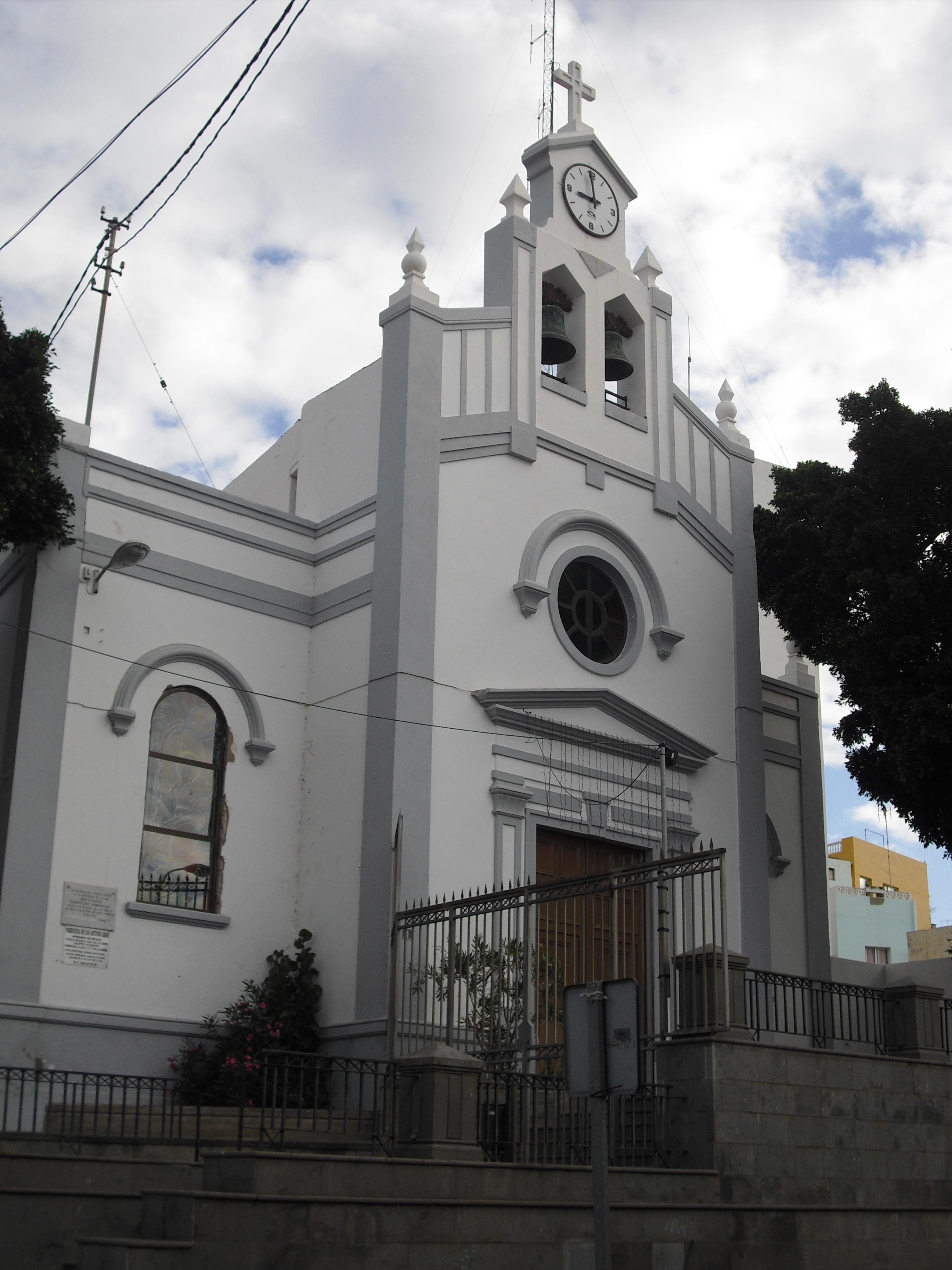 Iglesia de Tamaraceite