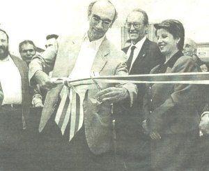Inauguración de Radio Tamaraceite