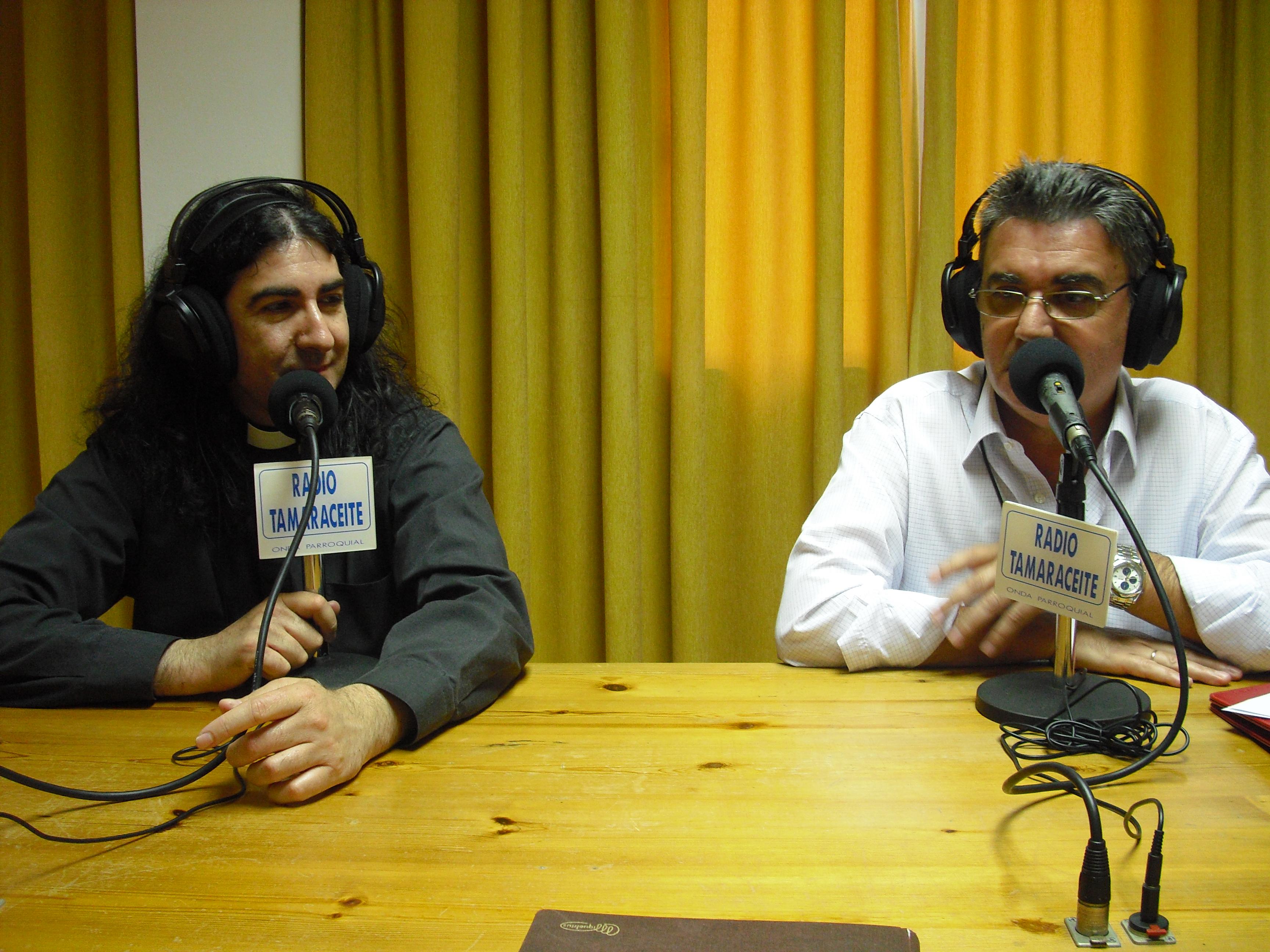 Colaboradores de Radio Tamaraceite