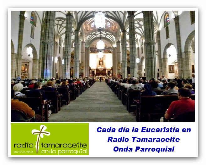 misa catedral Radio Tamaraceite