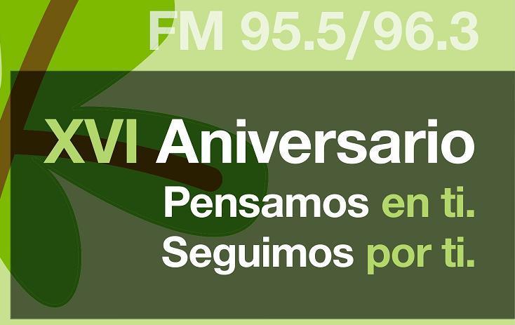 XVI Aniversario de Radio Tamaraceite