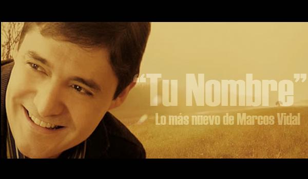 En 'Música para la vida' presentamos el último disco de Marcos Vidal
