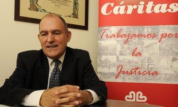 Entrevista a Pedro Herranz, director de Cáritas