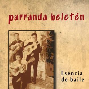 La parranda Beletén presenta su primer disco en 'El candil'