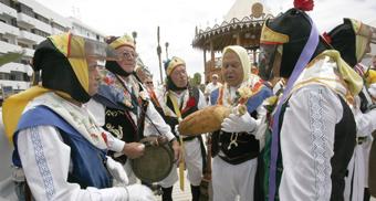 El carnaval tradicional, en 'El candil'