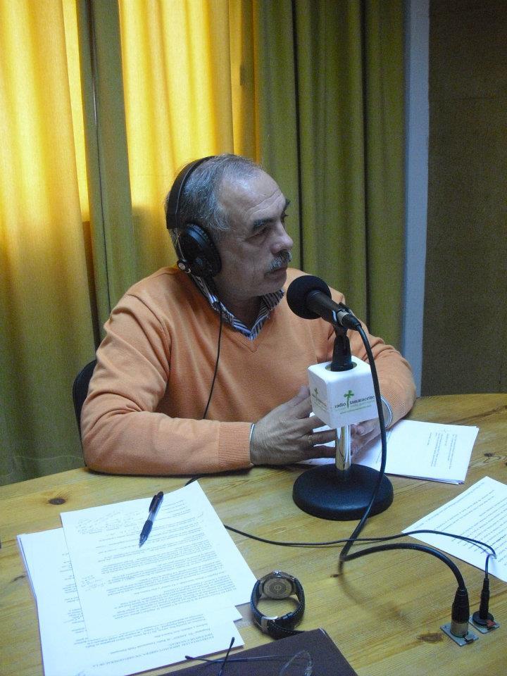 'El andén'prog.12. Recibe a José Alonso