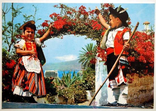 Día de Canarias: AMAR TUS RAÍCES, TU GRAN FAMILIA en «Espacios de Familia»