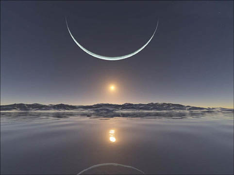 Sol o luna, en 'De camino por la vida'