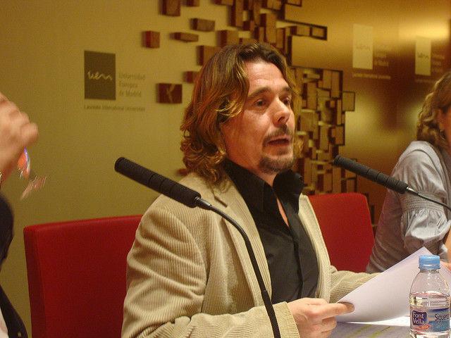 El humorista y actor Juan Muñoz, en 'Sesión continua'