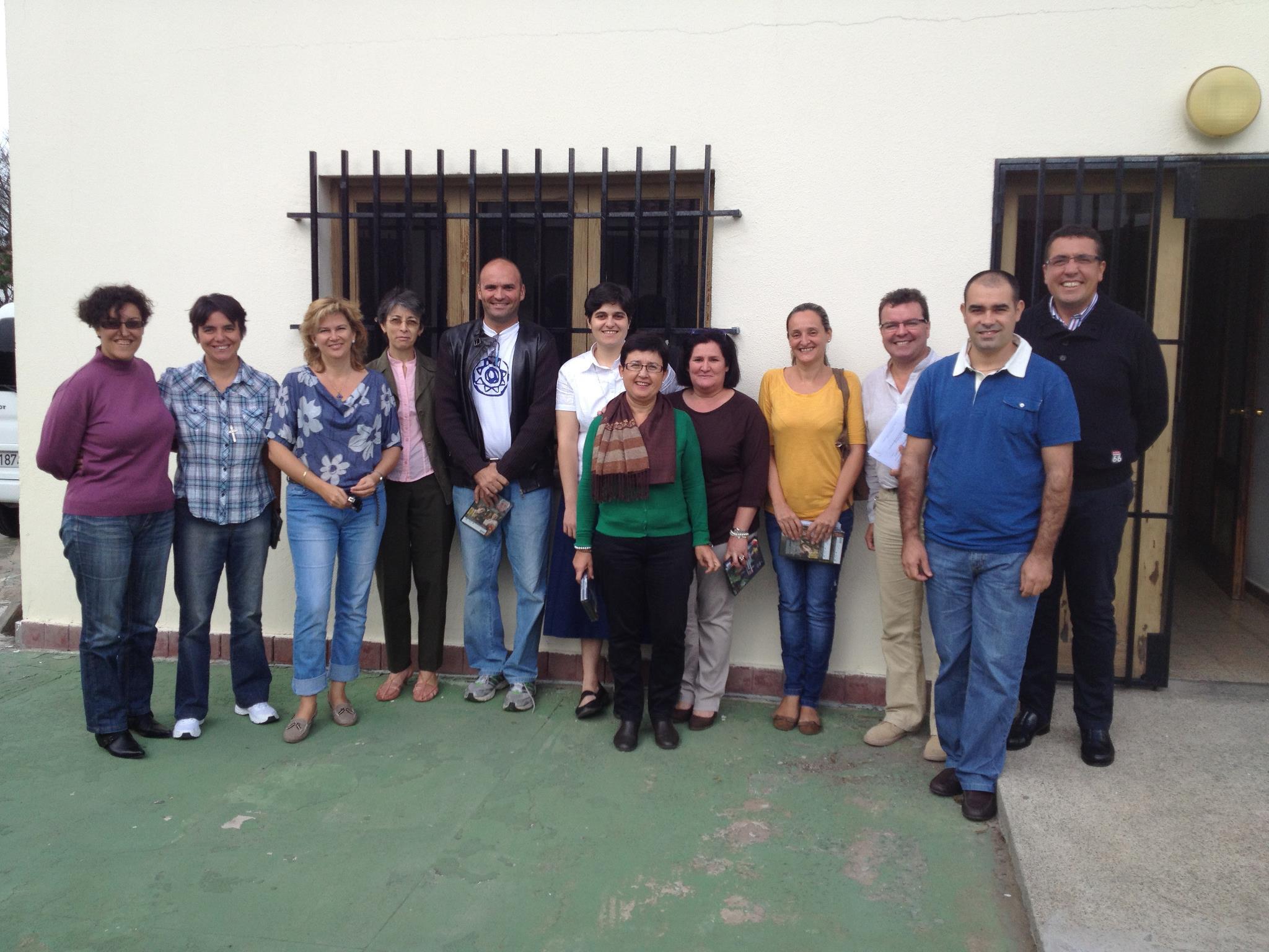 """Todo sobre la reunión de la coordinadora diocesana de pastoral juvenil y vocacional, en """"PJV"""""""