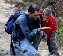Jorge Serradilla, en 'Educando con amor'