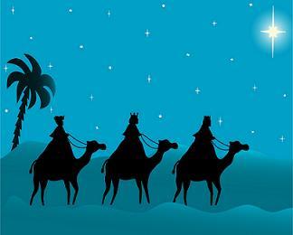 Ya vienen los Reyes Magos…, en «Espacios de Familia»