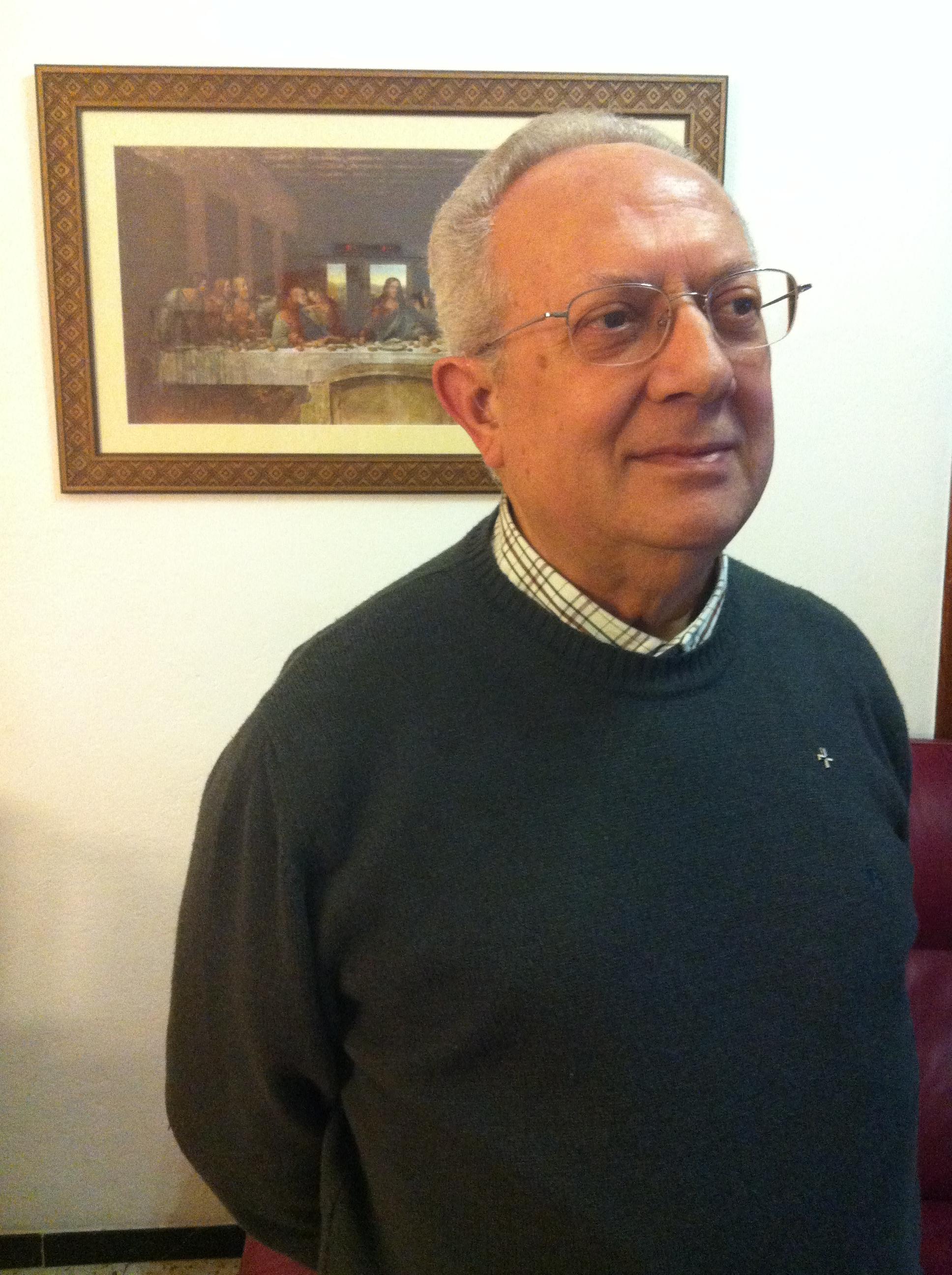 Entrevista al dominico Marcos Ruíz en 'Haciendo Iglesia'