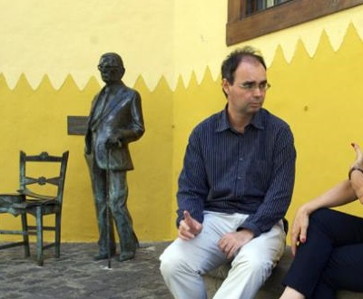 Entrevista a Agustín Ortega en 'El andén'