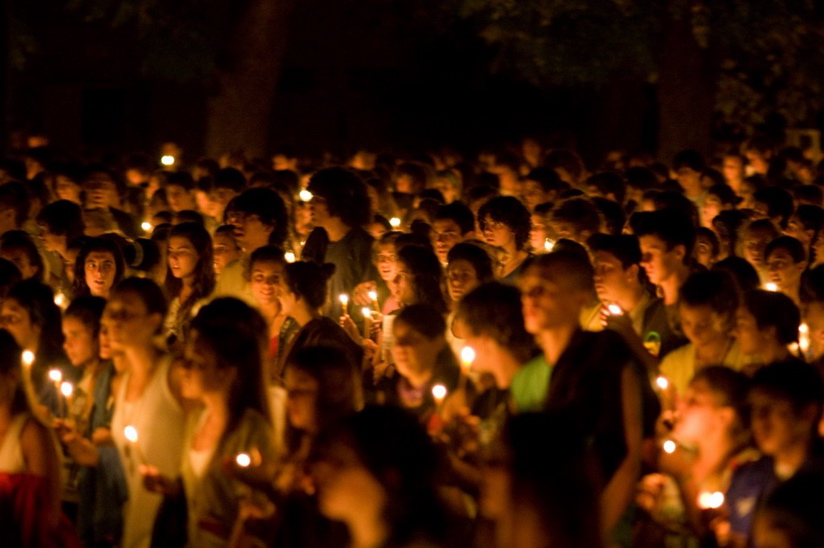 Retransmisión de la Vigilia Pascual desde el Claret