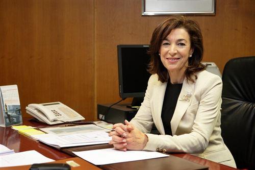 Margarita Ramos, pregonera de las fiestas del Pino, en 'El andén'