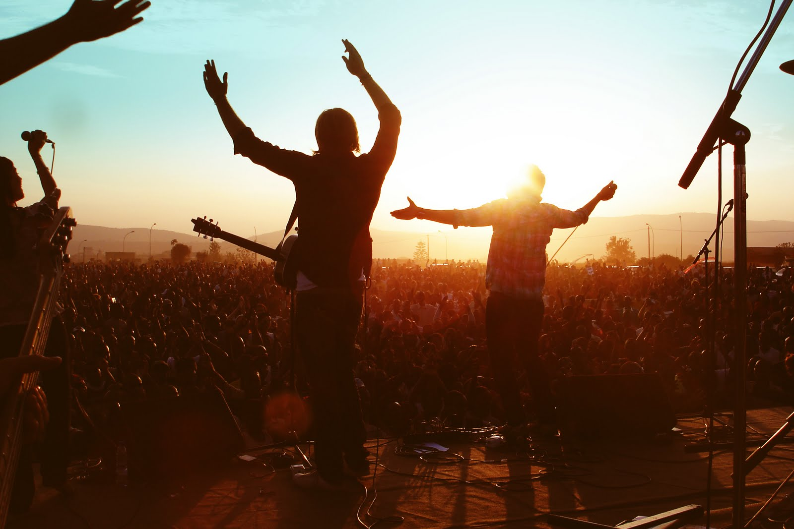 """""""Música para la vida con el rock de Hillsong"""""""