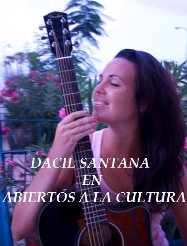 'Abiertos a la cultura' Prog. 34. Dácil Santana