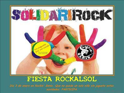 «SolidariRock». En Contigo Quiero Caminar