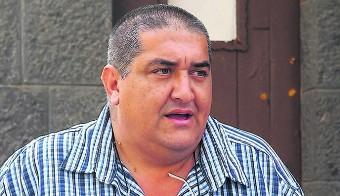 Expedito Suárez en 'El andén'