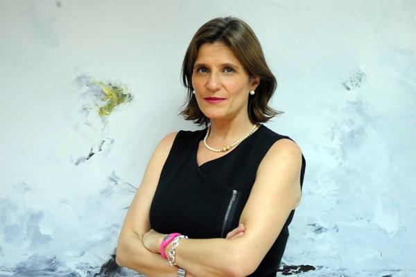 Candelaria Rodríguez, en 'El andén'