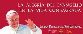 «Fiesta de la Presentación de Jesús: Día de la Vida Consagrada» en 'Haciendo Iglesia'