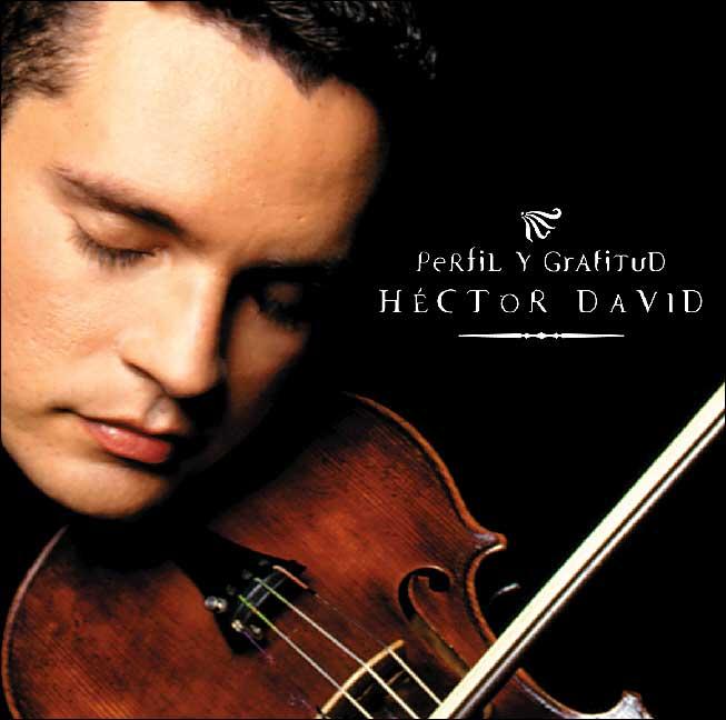 Héctor David, en Musica para la vida.