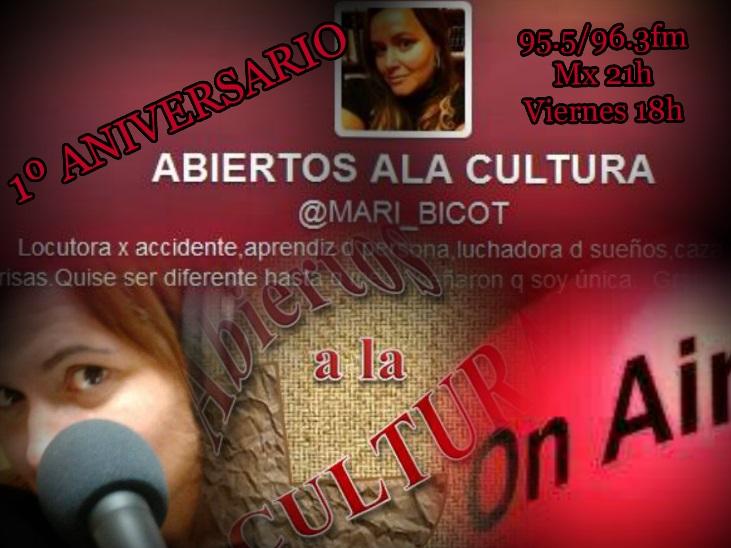 Nuevo programa de 'Abiertos a la cultura'