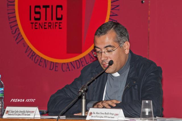 Juan Carlos Arencibia, en 'El andén'