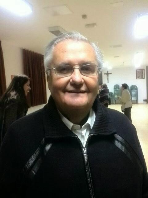 'La caridad', nuevo espacio presentado por el sacerdote José Domínguez
