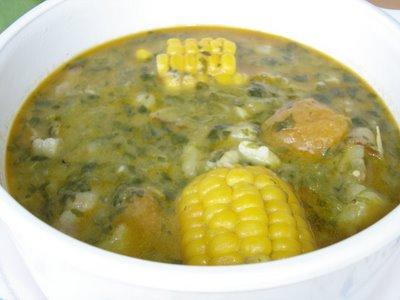 Menú de Semana Santa, 'En la cocina'
