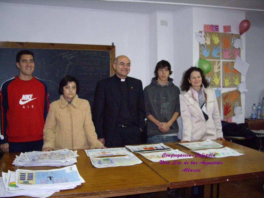El sacerdote Jesús Rodríguez, en el regreso de 'El andén'