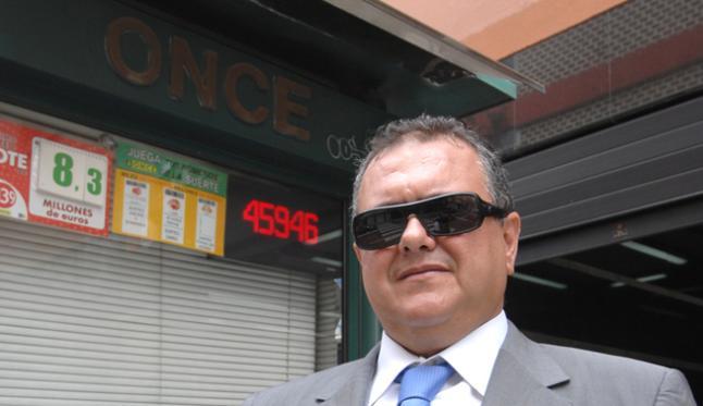 """Francisco Hernández en """"El andén"""""""