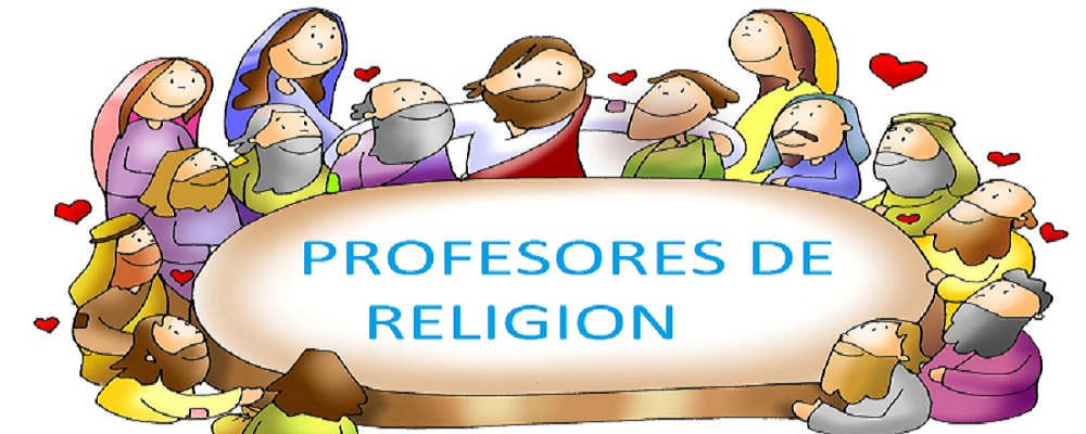 Los profesores de religión, 'Protagonistas ustedes'