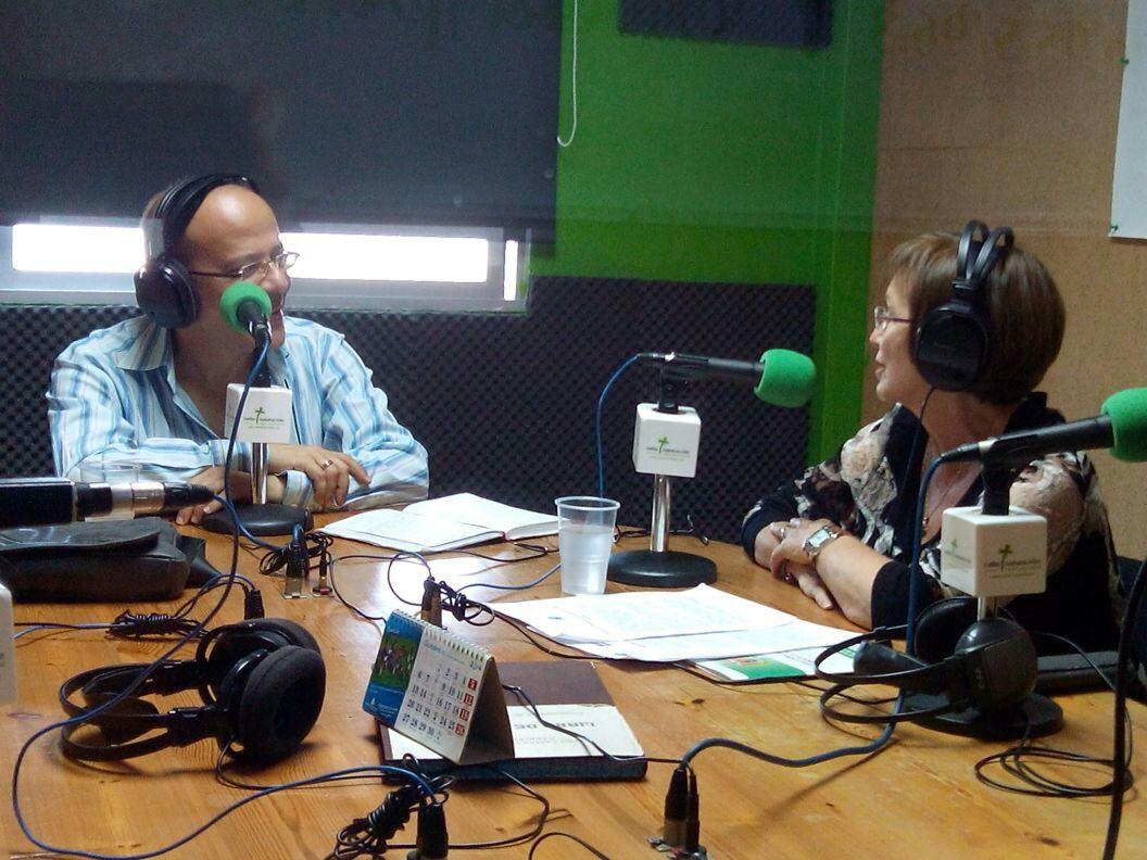 """Entrevista a Rosario Molina en """"Respirando Ciudad"""""""