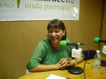 'El andén' entrevista a la alcaldesa de Sta. Lucía