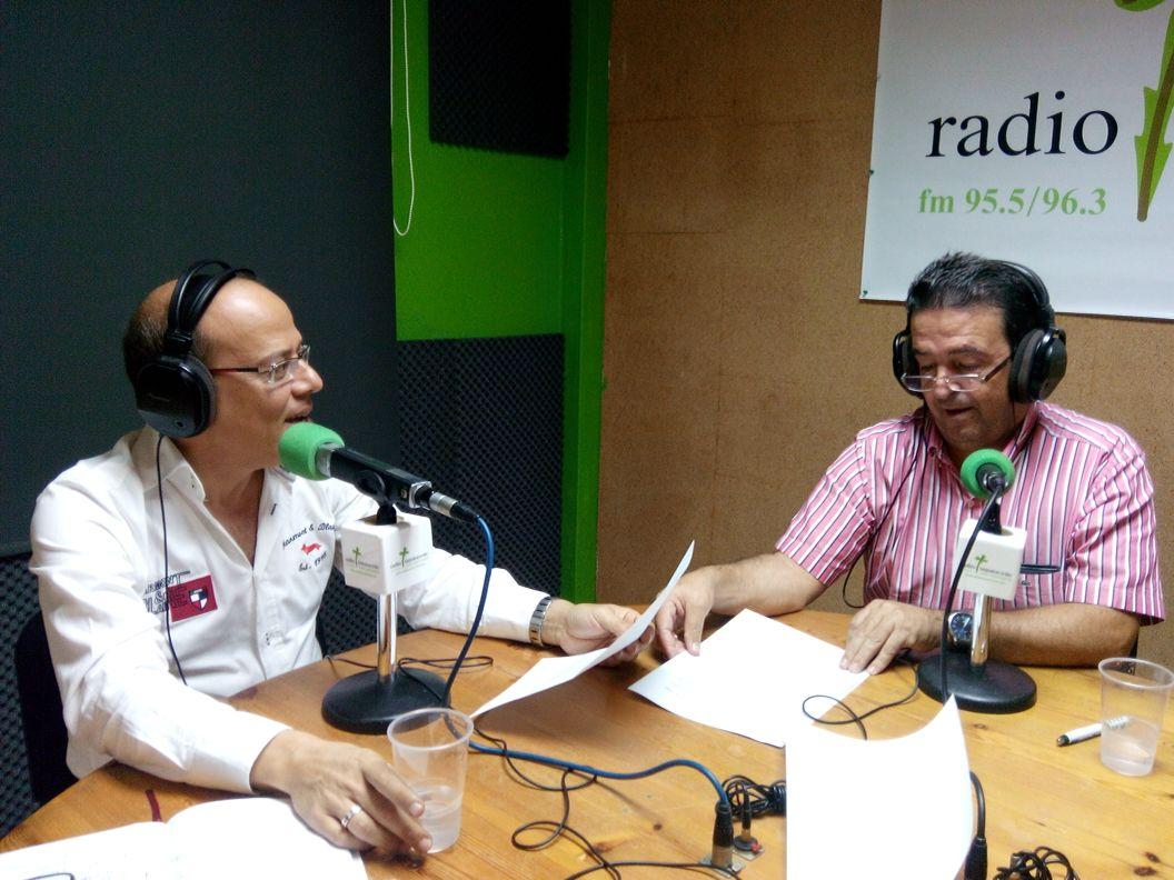 Felipe Sánchez Rivero en «Respirando ciudad»