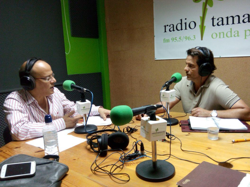Jose Luis Alvarado en «Respirando ciudad»