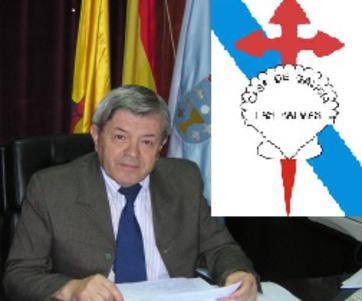 """Ricardo Villares, Presidente de la Casa de Galicia, en """"El andén"""""""