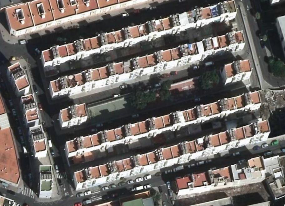 """354 viviendas de Tamaraceite en """"Respirando ciudad"""""""