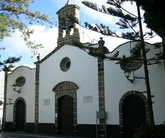 Arquitectura religiosa en «Respirado ciudad»