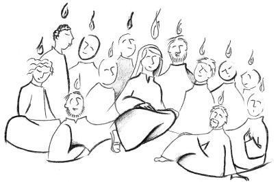 La fiesta de Pentecostés, en 'Protagonistas ustedes'