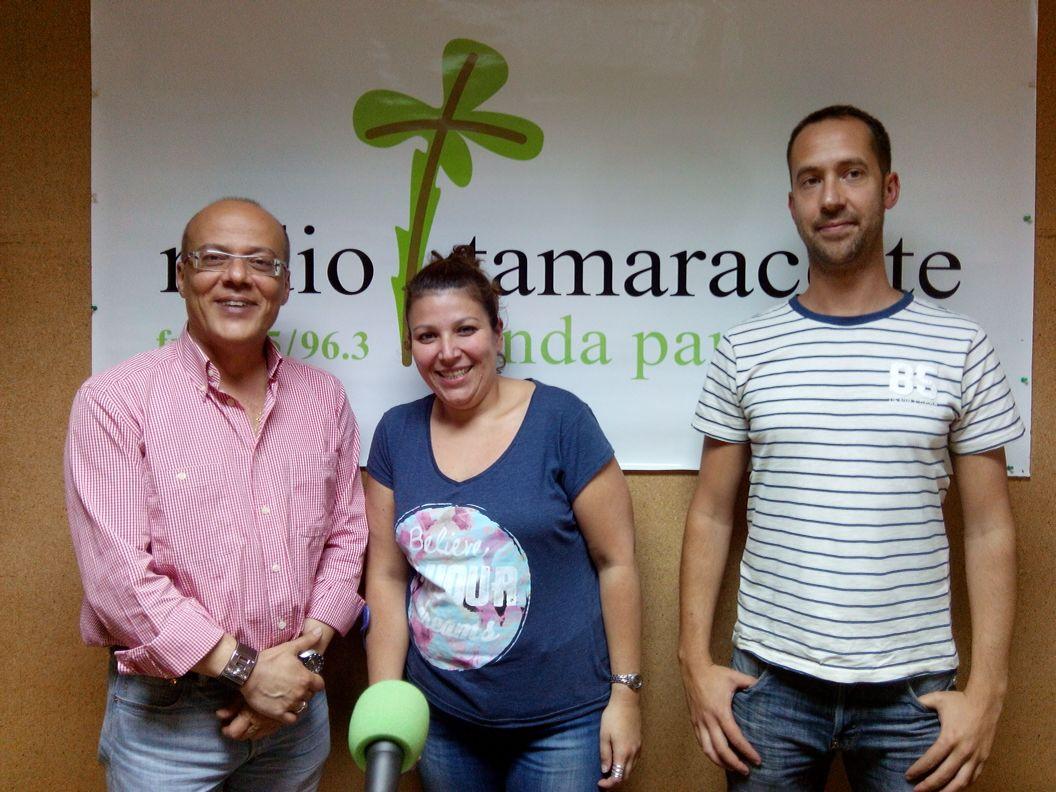 """Milagrosa Lopez, Vicepresidenta de APEM en """"Respirando ciudad"""""""