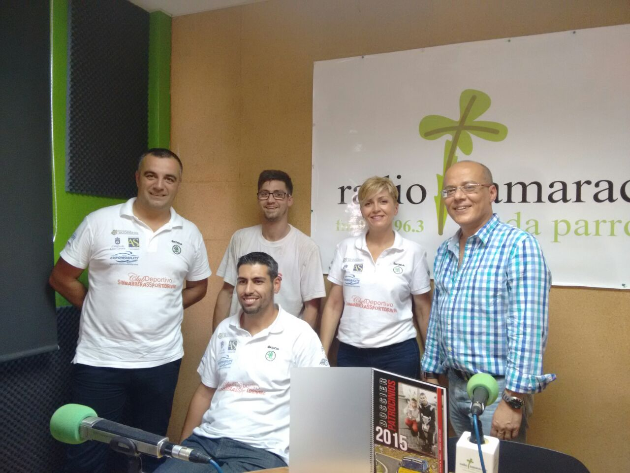Club Deportivo Sport Driving en «Respirando Ciudad»