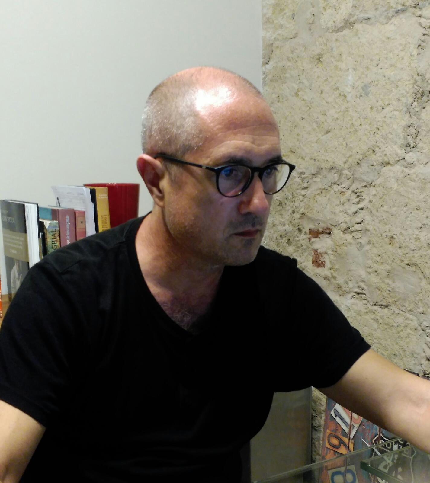 Héctor  García, en 'Respirando ciudad'