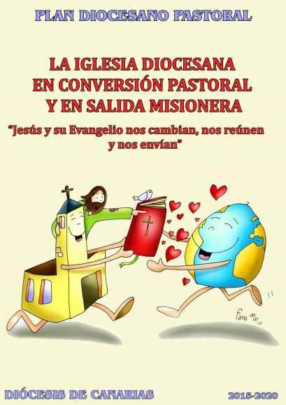 El plan de Pastoral de la Diócesis, en 'El andén'