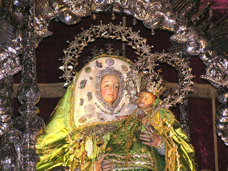 Las fiestas de la Virgen del Pino, en 'El Espejo'