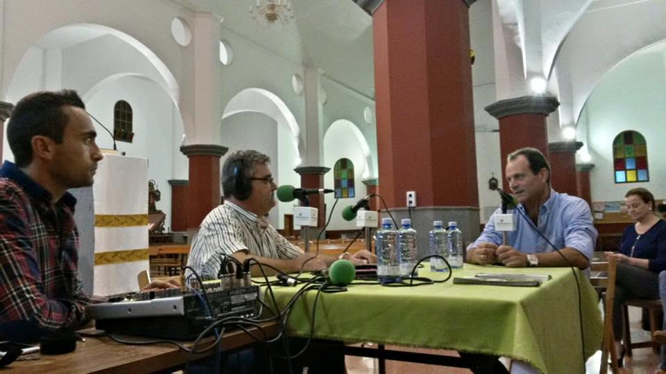 Escucha aquí el programa realizado en Cruce de Arinaga