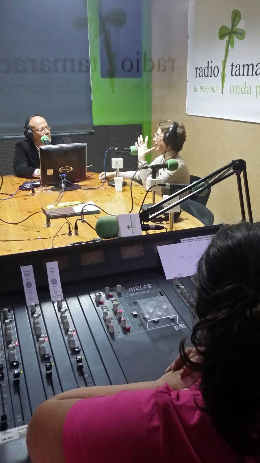 Mª del Carmen Gutiérrez en «Respirando ciudad»