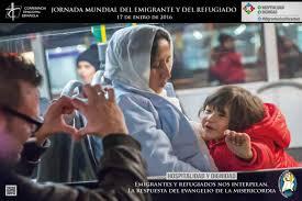 """Día Mundial del Emigrante y del Refugiado. En """"El Espejo"""""""